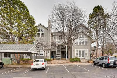 Centennial Condo/Townhouse Under Contract: 6701 South Ivy Way #C2