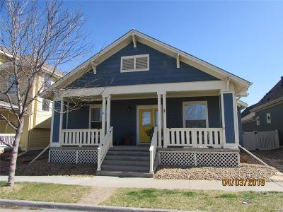 Henderson Single Family Home Under Contract: 9247 East 108th Drive