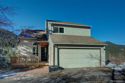 Morrison Single Family Home Sold: 9780 City View Drive