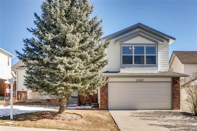 Littleton Single Family Home Under Contract: 12087 West Cooper Drive