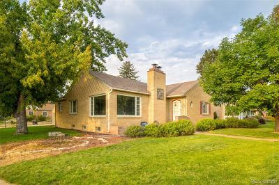 Loveland Single Family Home Under Contract: 935 West 4th Street