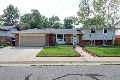 Denver CO Single Family Home Active: $540,000