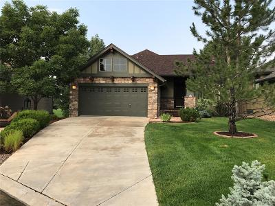 Tallyn's Reach Single Family Home Under Contract: 23766 East Hinsdale Place