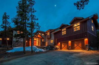 Boulder County Single Family Home Active: 255 Indian Peaks Drive