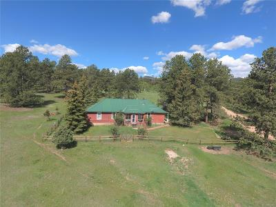 Park County Single Family Home Active: 412 Pinon Road