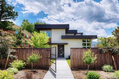 Boulder Condo/Townhouse Active: 1220 Cedar Avenue #A