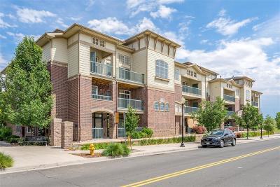 Aurora Condo/Townhouse Under Contract: 3872 South Dallas Street #7-302