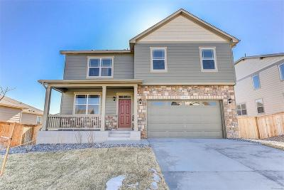 Broomfield Single Family Home Under Contract: 1260 West 170th Avenue