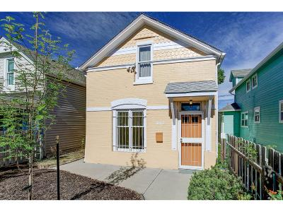 Baker, Baker/Santa Fe, Broadway Terrace, Byers, Santa Fe Arts District Single Family Home Active: 623 Elati Street