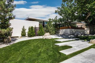 Denver CO Single Family Home Active: $4,800,000
