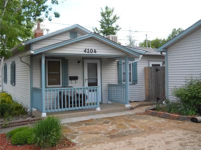 Englewood Single Family Home Under Contract: 4104 South Pennsylvania Street