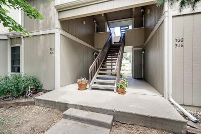 Fort Collins Condo/Townhouse Active: 512 East Monroe Drive #C339