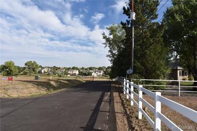 Arvada Residential Lots & Land Active: 5901 Arbutus Street