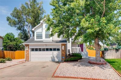 Denver Single Family Home Under Contract: 19513 East 42nd Avenue