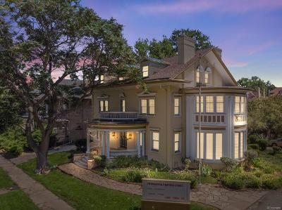 Denver Single Family Home Active: 1410 North High Street