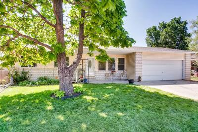 Evans Single Family Home Under Contract: 1641 San Juan Circle