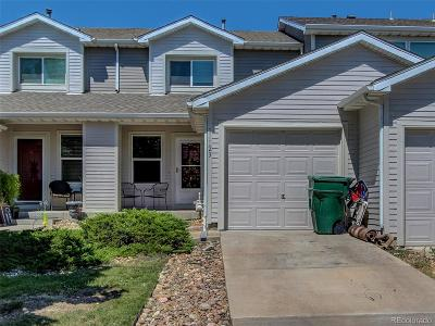 Northglenn Condo/Townhouse Under Contract: 11123 Claude Court