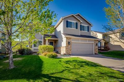 Castle Pines CO Single Family Home Active: $540,000