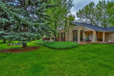 Single Family Home Sold: 1176 East Layton Avenue
