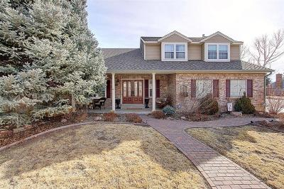 Arapahoe County Single Family Home Active: 5700 East Caley Drive