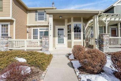 Castle Rock Condo/Townhouse Under Contract: 1066 Purple Sky Way