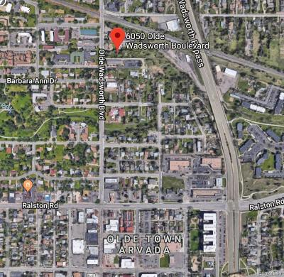 Arvada Residential Lots & Land Under Contract: 6050 Olde Wadsworth Boulevard