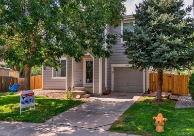 Denver Single Family Home Active: 4291 West Kenyon Avenue