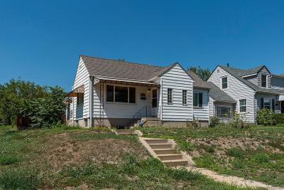 Denver Single Family Home Active: 4701 Decatur Street