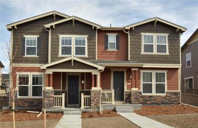 Castle Rock Condo/Townhouse Under Contract: 3598 Happyheart Way