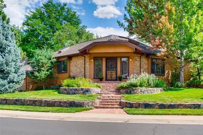 Aurora Single Family Home Active: 4310 South Abilene Circle