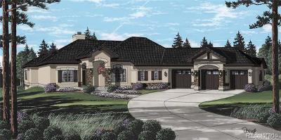 Larkspur CO Single Family Home Active: $749,900