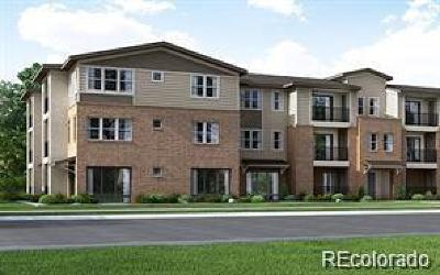 Arvada Condo/Townhouse Active: 15345 West 64th Lane #207