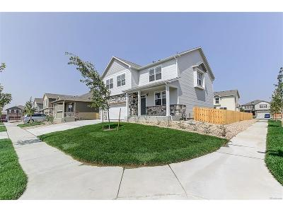 Commerce City Single Family Home Active: 12682 East 104th Drive