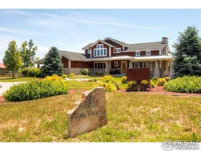 Mead Single Family Home Active: 3635 Vale View Lane
