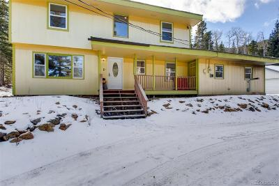 Clear Creek County Single Family Home Active: 88 Valley View Drive