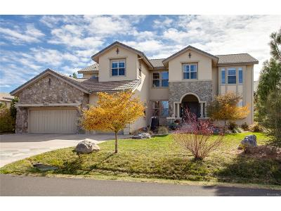 Castle Rock Single Family Home Active: 6284 Oxford Peak Place