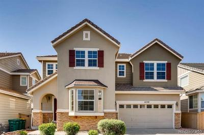 Highlands Ranch Single Family Home Active: 4129 Aspenmeadow Circle