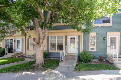 Lakewood Condo/Townhouse Under Contract: 10268 West Dartmouth Avenue