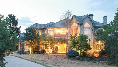 Castle Rock CO Single Family Home Active: $990,000