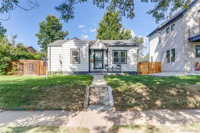 Single Family Home Under Contract: 1917 South Lafayette Street