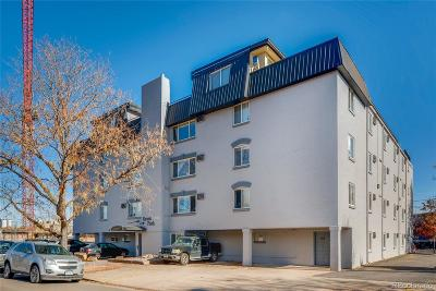 Denver Condo/Townhouse Active: 336 North Grant Street #205