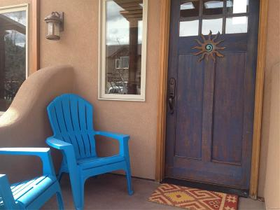 Salida Condo/Townhouse Under Contract: 138 North M Street #D
