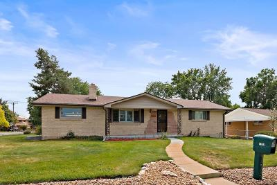 Arvada Single Family Home Under Contract: 7134 Dover Way