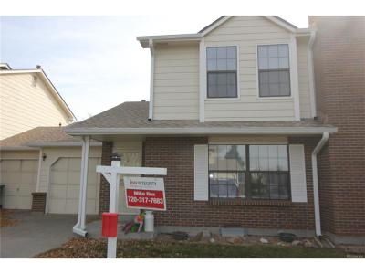 Cotton Creek Condo/Townhouse Active: 4295 West 111th Circle