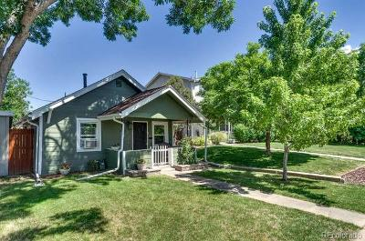Englewood Single Family Home Active: 3322 South Pearl Street