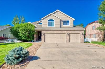 Adams County Single Family Home Active: 14467 Jason Drive