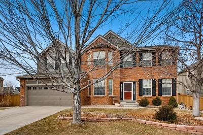 Highlands Ranch Single Family Home Under Contract: 9731 South Hackberry Street
