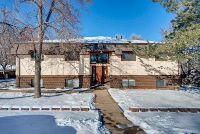 Wheat Ridge Condo/Townhouse Under Contract: 5691 West 35th Avenue 2-A #2A