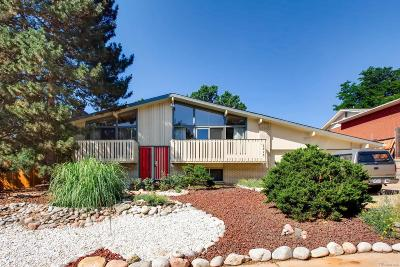 Wheat Ridge CO Single Family Home Under Contract: $459,000