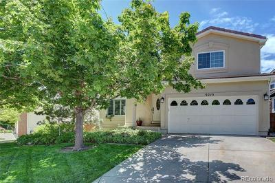 Highlands Ranch Single Family Home Active: 9215 Anasazi Indian Trail